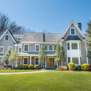 Sophisticated Classic New England Colonial