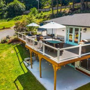 Astonishing-over 3400sf, 5 acres in {Lord Hill} for under $1M!