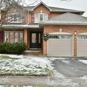 A gorgeous four bedroom home with three washrooms situated within Whitby's sought-after Rolling Acres community