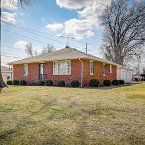 Brick Ranch with Full Basement on a Large Lot