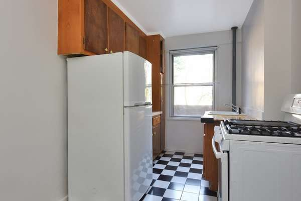 Nice galley kitchen in Coop for sale Brooklyn