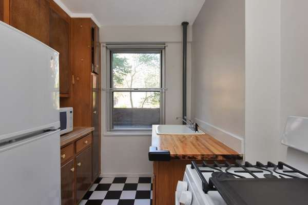Another view of your Galley kitchen in Coop for sale Brooklyn