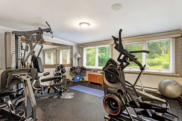 2ND LEVEL BEDROOM/EXERCISE ROOM