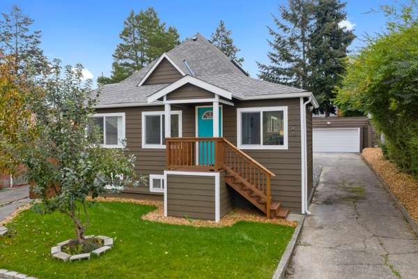A completely renovated turn-key home
