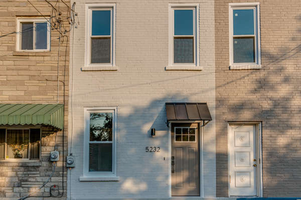 Harrison Row consists of 11 houses being renovated on Harrison near 52nd Street in Pittsburgh's Lawrenceville neighborhood!