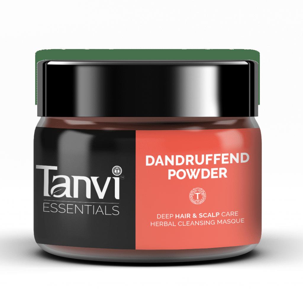 Dandruffend_Powder