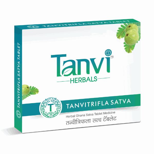 tanvitrifala_satva_tablet