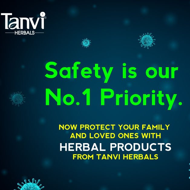 take care from virus_Tanvi Herbals