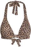 Leopard Adjustable Halter Top image