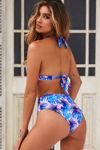 South Beach Palm Adjustable Halter Top image