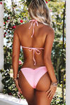 Baby Pink Classic Scrunch Bottom image
