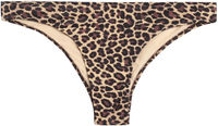 Leopard Banded Classic Scrunch Bottom image