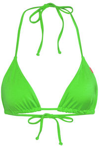 Neon Green Triangle Top  image