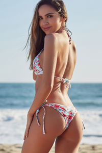 English Rose Micro Bikini Bottom image