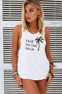 Talk to the Palm Tank image