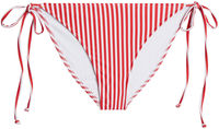 Red & White Stripes Triangle Top image