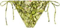 Green Python Triangle Top  image
