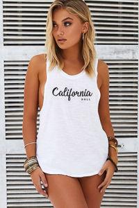 California DOLL Tank image