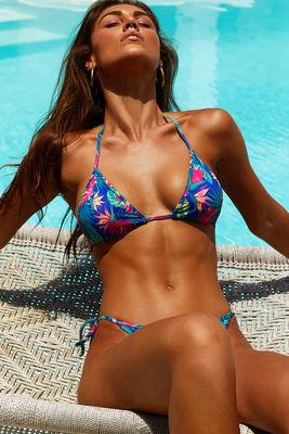 Laguna Royal Paradise Classic Bikini Top image