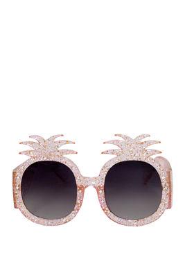 Summer Lovin' Pink Pineapple Sunglasses image