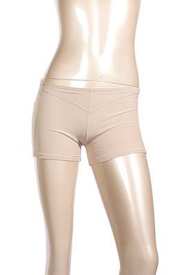Beige Butt Lifter Tummy Control Body Shaper Undergarment image