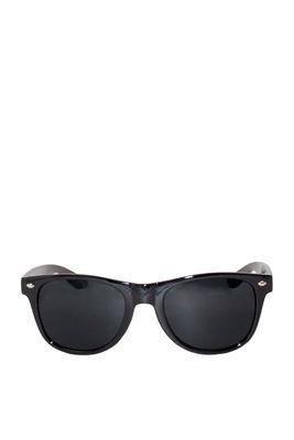 Sunshine Essentials Black Sunglasses image