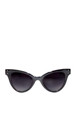 Playa Vista Black Cat Eye Sunglasses image