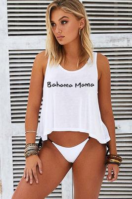 Bahama Mama Crop Tank image