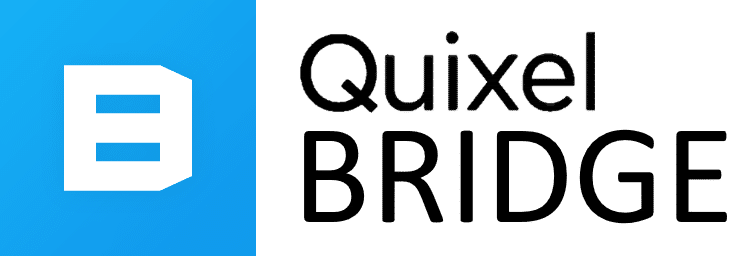 Quixel Bridge Logo