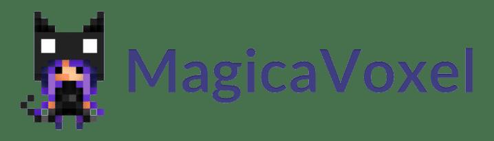 Magicavoxel Logo