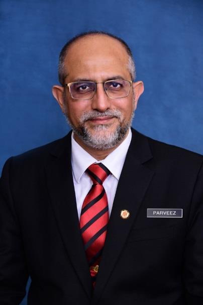 Dr.Ahmad Parveez Bin Ghulam Kadir