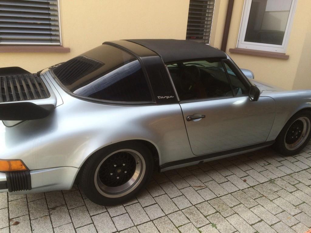 1978 Porsche 911 3.0 SC Targa