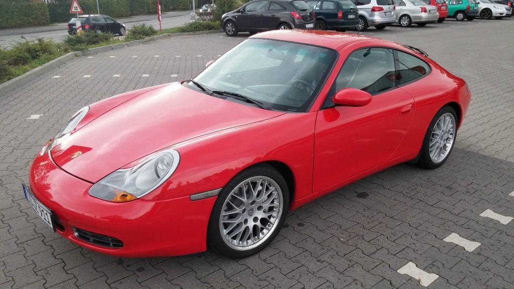 1999 Porsche 911 (996) Carrera 4