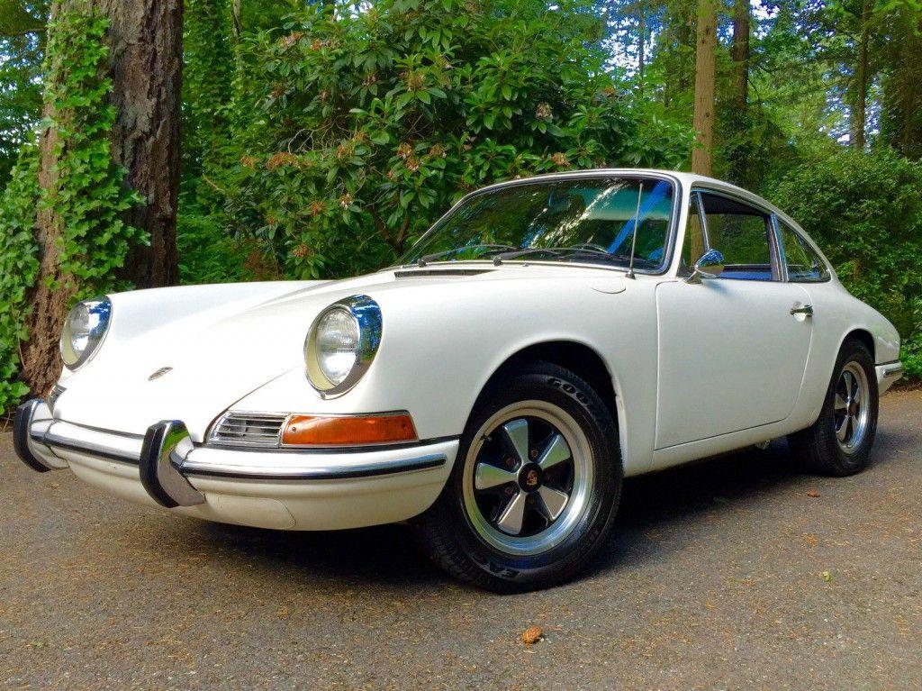 1968 Porsche 912 912 911 356