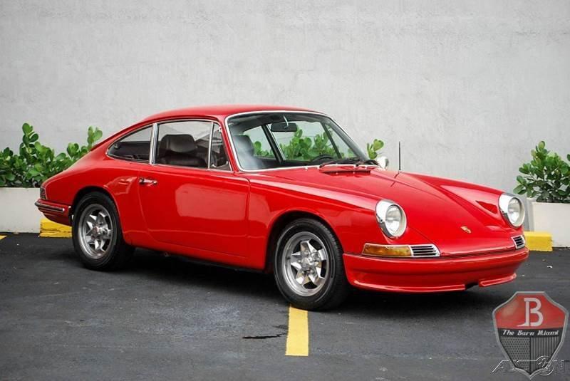 1968 Porsche 912 Factory 5 Speed Matching Numbers