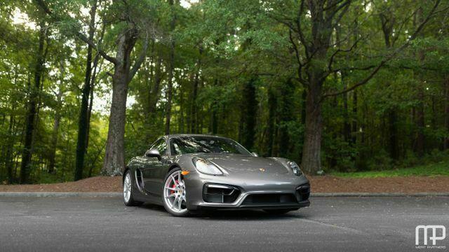 2015 Porsche Cayman GTS Coupe