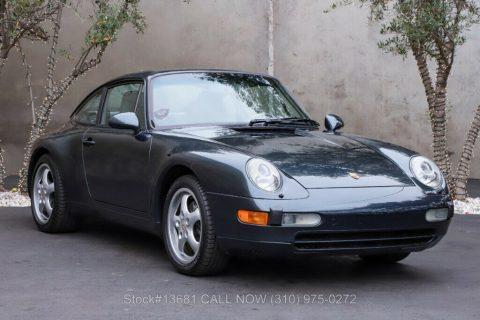 1996 Porsche 993 Carrera Coupe for sale