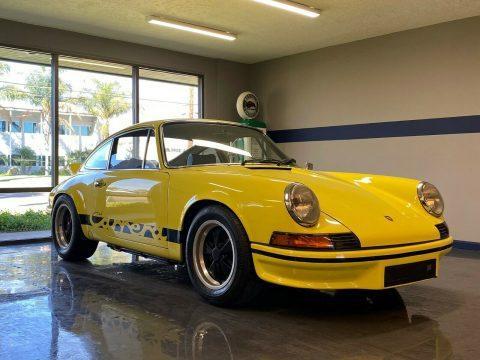 1973 Porsche 911 1973 Porsche 911 Carrera RS California Car for sale