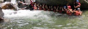 Enjoy the water sangay