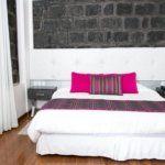 Luxury double room sangay