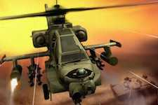 Helicoptere strike force