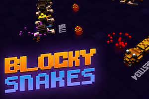 Blocky snakes