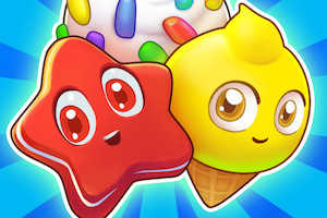 Candy riddles free match 3
