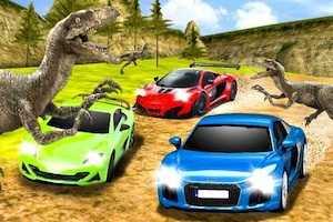 Dino course de voiture