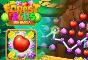Fruit link splash match 3 mania