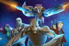 Gardiens de la galaxie - Course galactique