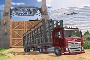 Jungle dino truck 2020