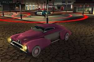 Simulateur de voiture de mafia