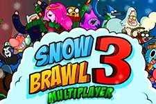 Snow brawl 3D