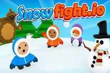 Snow fight io